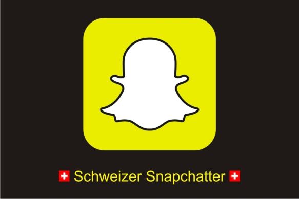 Schweizer Snapchatter